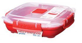 Sistema - 440ml Microwave Plate Small - 167 mm x 167 mm x 50 mm