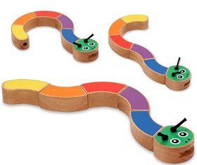 Melissa & Doug Caterpillar Grasping Toy