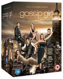 Gossip Girl: The Complete Series 1-6 (parallel import)