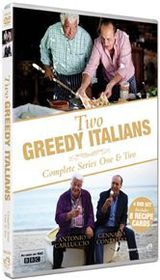 Two Greedy Italians: Series 1 and 2 (Import DVD)