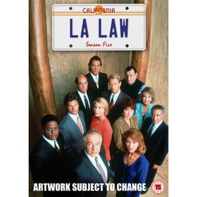 L.A. Law: Season 5 (Import DVD)