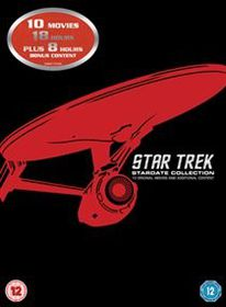Star Trek: Stardate Collection - The Movies 1-10 (Remastered)(Import DVD)
