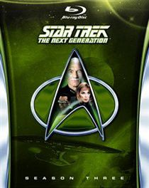 Star Trek the Next Generation: The Complete Season 3 (Import Blu-ray)