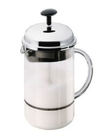 Bodum Chambord Milk Frother - Stainless Steel & Glass