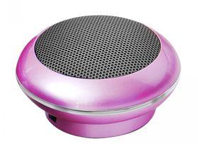 Divoom iTour Pop Portable Speaker - Pink