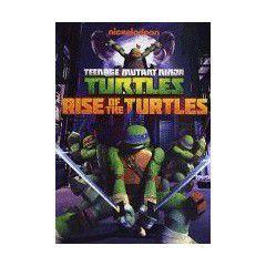 Teenage Mutant Ninja Turtles - Rise Of The Turtles (DVD)