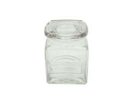 Maxwell and Williams Olde English Glass Storage Jar - 0.5 L