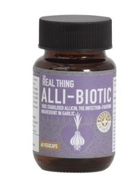 The Real Thing ALLI-Biotic Capsules - 60