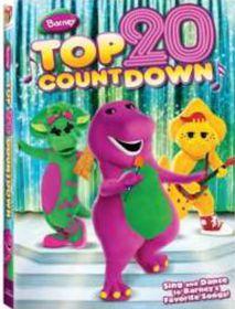 Barney Top 20 Countdown (DVD)