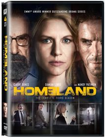 Homeland Season 3 (DVD)