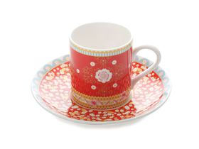Maxwell and Williams - Cashmere Enchante Veronique Demi Cup & Saucer