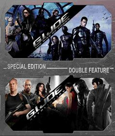 G.I. Joe 1 & 2 Box Set (Blu-ray)