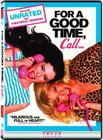For a Good Time Call (DVD)