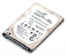 Seagate Laptop Thin 500GB Solid State Hybrid Drive (SSHD)
