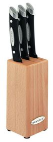 Scanpan - Classic 4 Piece Mini Cheese Knife Block Set