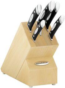 Scanpan - Classic 6 Piece Knife Block Set