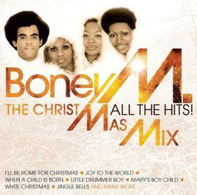 Boney M - The Christmas Mix (CD)