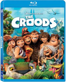 The Croods (Blu-ray)