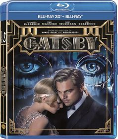 The Great Gatsby (2013)(2D & 3D Blu-ray)