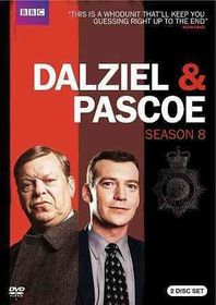 Dalziel & Pascoe:Season Eight - (Region 1 Import DVD)