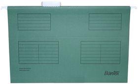Bantex Suspension File Foolscap - Dark Green (Pack of 25)