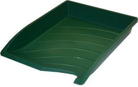 Bantex Optima Letter Tray - Green