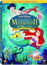 Walt Disney's Little Mermaid Part 2: Return To The Sea (DVD)