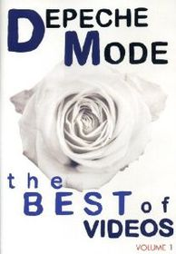 Depeche Mode - Best Of Vidoes - Vol.1 (DVD)