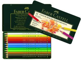 Faber-Castell Polychromos Artist Colour Pencils