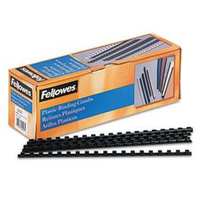 Fellowes 51mm Combs - Black - 50 Pack