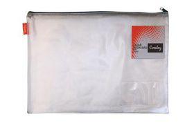 Croxley Clear PVC Transparent Book Bag