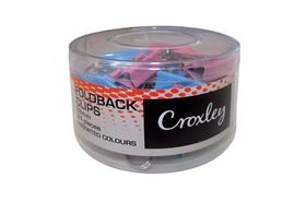 Croxley Foldback Clips - 32mm (Tub of 24)