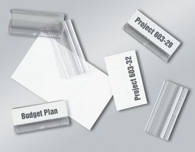 Durable Sherpa Display Panel Tabs