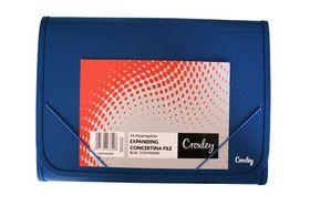 Croxley Expanding File A4 - Blue