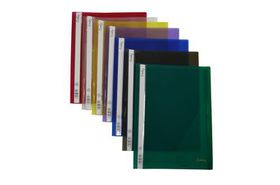 Croxley Presentation/Quotation Folder - Assorted Colours (5 Pack)
