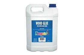 Penguin Cold Wood Glue - 5L Bottle