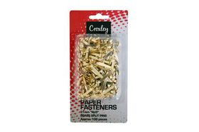 Croxley Paper Fasteners 38mm (Pack of 100)