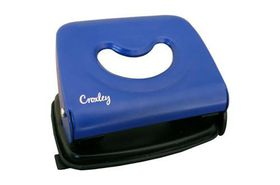Croxley Light Duty Punch - Black & Blue
