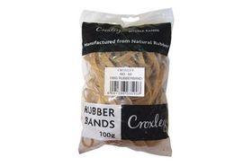 Croxley Rubber Bands NO69 100g