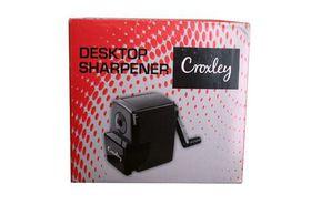 Croxley Desktop Plastic Sharpener