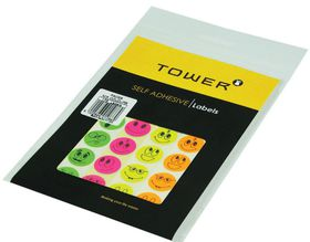 Tower Faces Stickers - Mixed Pack