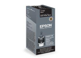Epson T7741 Ink Bottle - Black 140ml