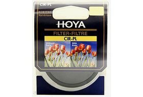Hoya Circular Polariser Filter 62mm