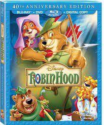 Disney's Robin Hood (Blu-ray)