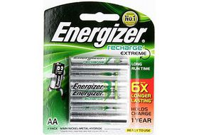 Energizer Rechargeable NiMH AA 2300 mAh Batteries