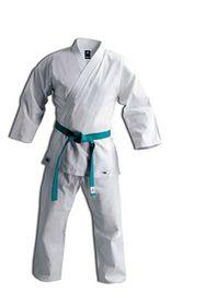 adidas Club Karate Training Uniform - White