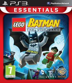 LEGO Batman: The Videogame (PS3 Essentials)
