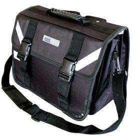 3 Division Junior Briefcase Backpack - Black