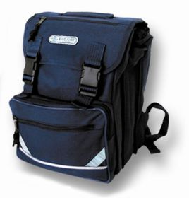 Blue Juice Junior 3 Division Drawstring Backpack - Green