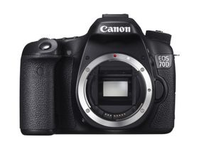 Canon 70D DSLR Body Only
